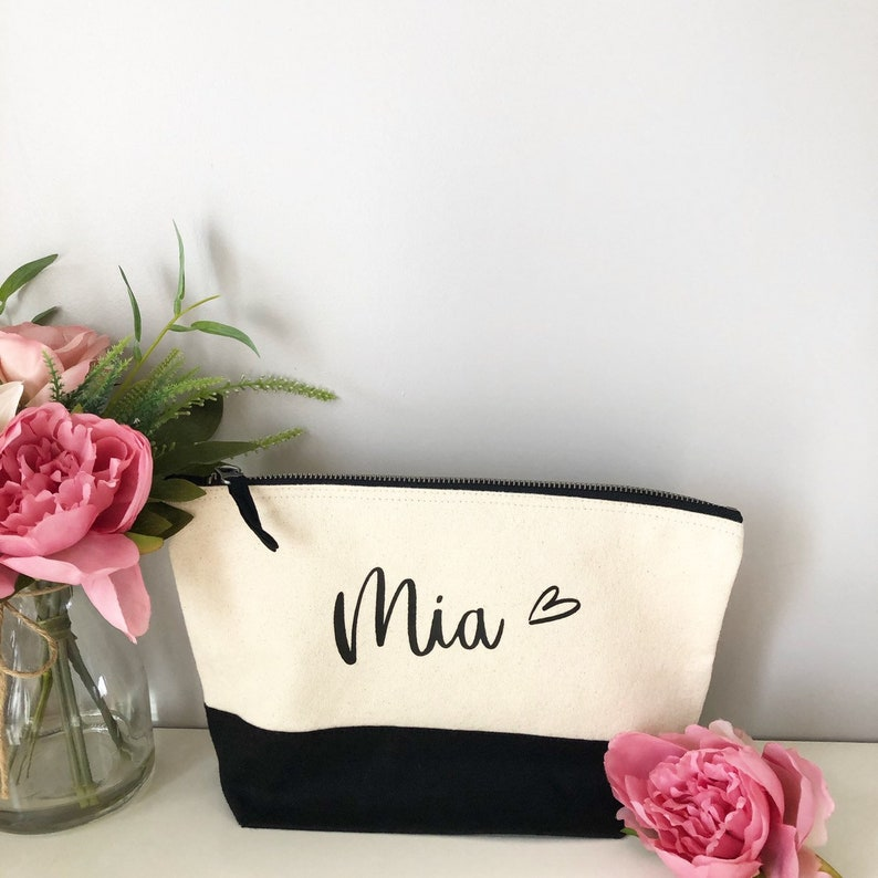 Personalised Makeup Bag image 0