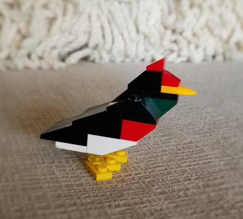 30+ bricks advent calendar refill stocking stuffer Lego bird
