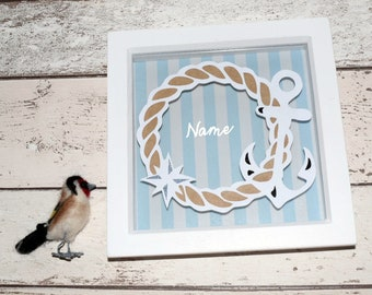 Nautical Room decor