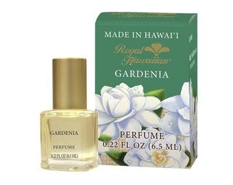 Royal Hawaiian Perfumes Gardenia Flower Perfume 0.22 Ounce from Maui, Hawaii