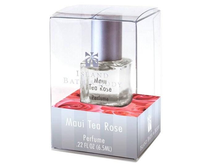 Island Bath And Body Maui Tea Rose 0.22 Ounce Perfume from Maui, Hawaii
