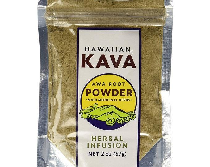 Hawaiian Kava Powder Piper Methysticum Root from Maui, Hawaii