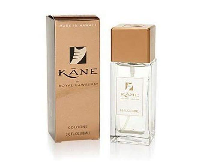 Royal Hawaiian Perfumes Men's Kane Cologne 3.0 Ounce from Maui, Hawaii
