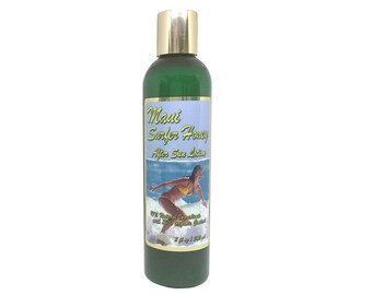 Maui Surfer Honey After Sun Lotion Maui Natural Organics