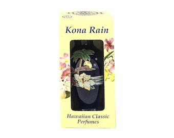 Kona Rain Perfume - Edward Bell - Hawaiian Classic Perfumes from Maui, Hawaii