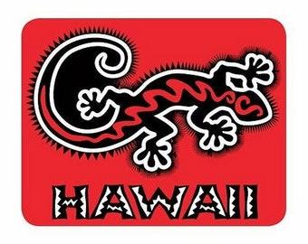 Hawaiian Gecko Lizard Sticker Decal from Maui, Hawaii