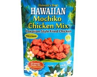 Hawaiian Mochiko Chicken Mix Hawaiian Style Fried Chicken Powder Mix
