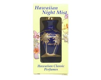 Hawaiian Night Mist Perfume - Edward Bell - Hawaiian Classic Perfumes from Maui, Hawaii