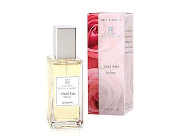 Island Bath And Body Island Rose Perfume 1.6 Ounce from Maui, Hawaii