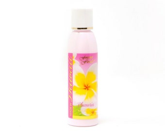Forever Florals Hawaiian Plumeria Flower Body Lotion from Maui, Hawaii