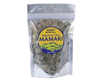 Hawaiian Certified Organic Mamaki Hawaii Chai Tea from Maui, Hawaii