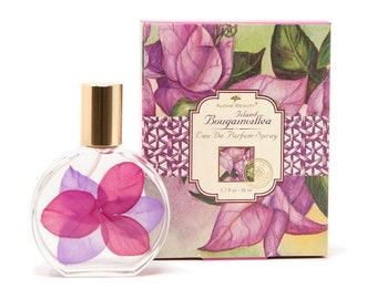 Aloha Beauty Hawaiian Bougainvillea Flower Eau De Parfum Spray Perfume 1.7 fl oz from Maui, Hawaii