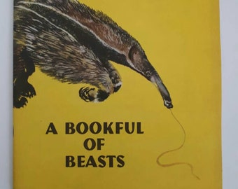 Illustrated A Bookful of Beasts Progress Publishers