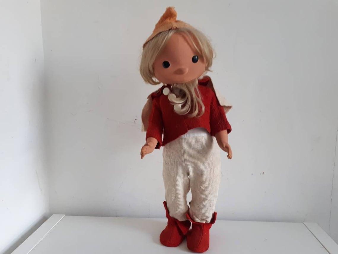 Vintage Sandmannchen Large Doll