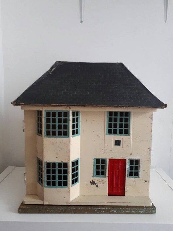 tri ang no 50 dolls house 1940s etsy Sears Houses Built in 1940 image