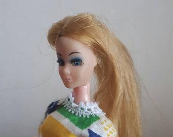 Vintage Dawn Doll Topper Toys