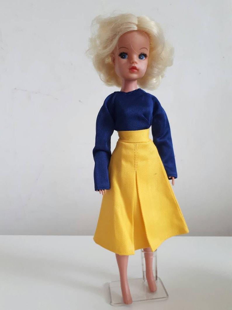 Vintage Sindy Poncho 1971