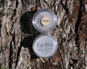 Mineral Eye Shadow - Natural Violet