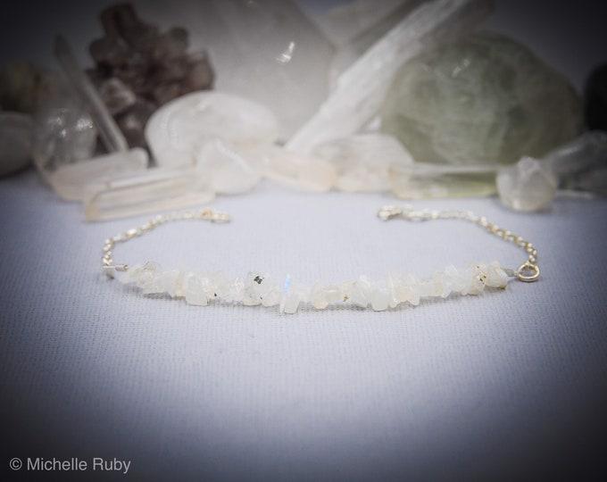 Moonstone Bracelet Fertility Jewelry Hormone Balance