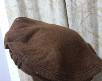 Brown Coffee afghan hat d574aecf53aa