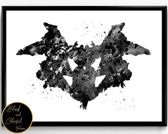 rorschach cards for sale