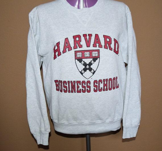 Vintage Champion Harvard University Business Schoo