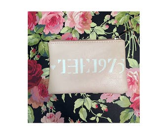 T H E 1 9 7 5 // handpainted coinpurse (limited)