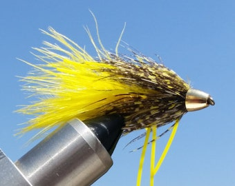 Fly Fishing Flies: Rubber-Legged Wooley Bugger