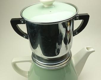 Vintage Villeroy & Boch Salam Coffee / Tea Maker - Made in France