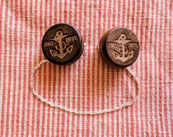 Sailor Jerry Cardigan Clips