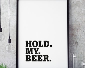 funny beer quote etsy