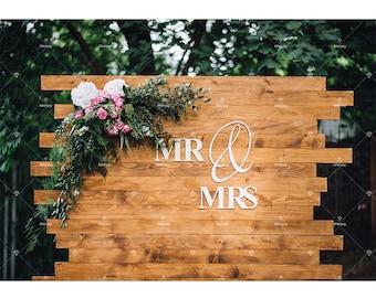 Popular Items For Rustic Wedding Backdrop