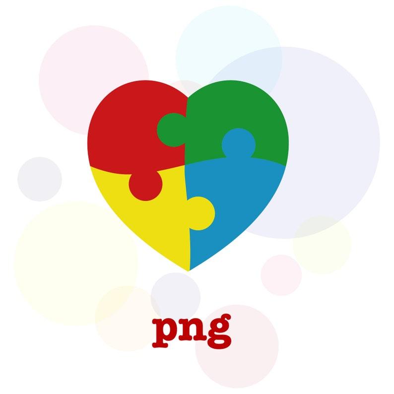 32697059c Autism Awareness png Heart print Puzzle Pieces print Shirt