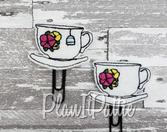 Floral Tea/Coffee Cup