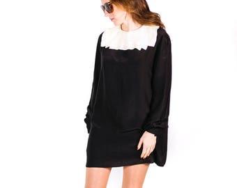 Vintage mod dress UK 12