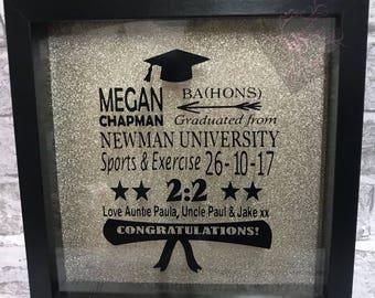 frame for graduation etsy
