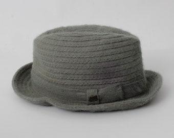 Vintage Stetson Fedora Nokabout Hat Men s - 70s Retro 7 1 4 57.5 cm Large L 282a45a148ce