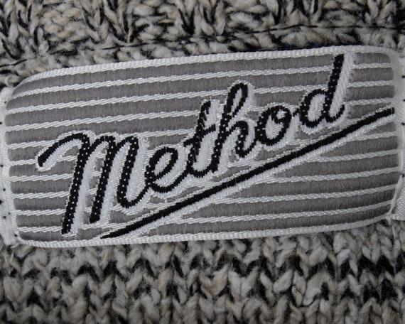 Vintage 80s Sweater Men's Women's Coogi Style Tan… - image 5