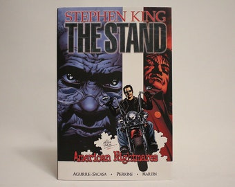 Stand book the comic