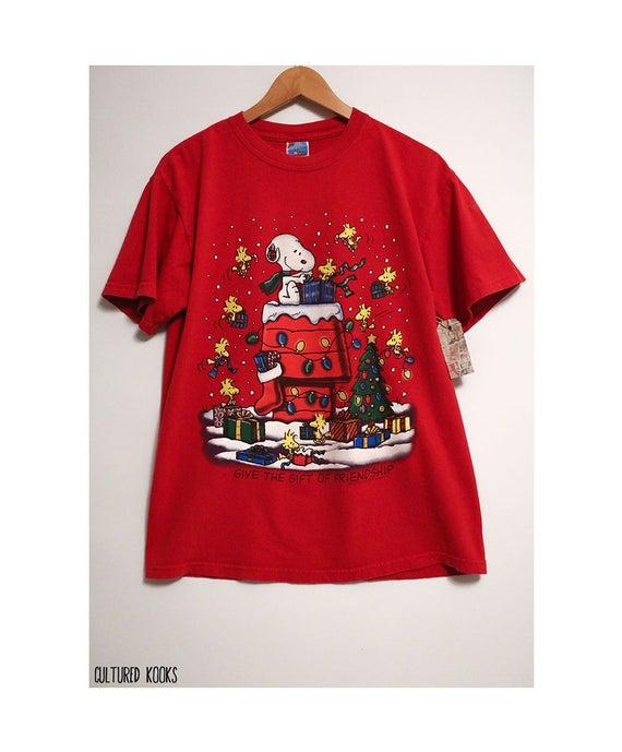 Peanuts Snoopy Woodstock Kennel Womens Sweatshirt