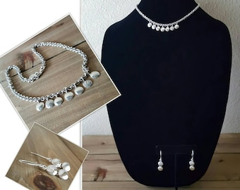 Medallions Jewelry Set