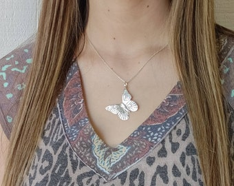 Sterling Silver New Beginnings Butterfly