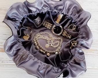 Deluxe Ziga Rucci Travel Jewelry Pouch
