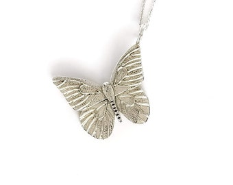 Sterling Silver New Beginnings Butterfly