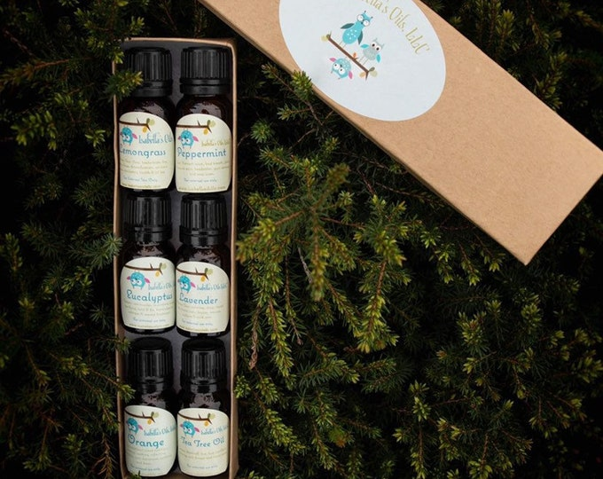 Everyday Essential Oil Kit