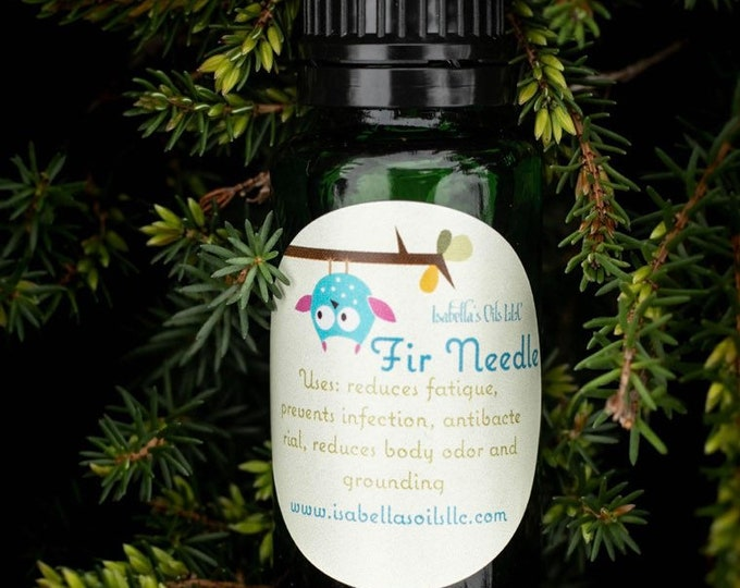 Fir Needle 100% Therapeutic Grade Essential Oil