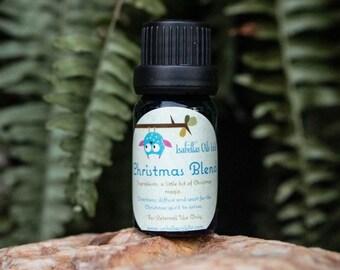 Christmas Blend Essential Oils Small Batch