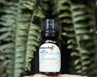 Lavender 100% Therapeutic Grade Essential Oil Small Batch