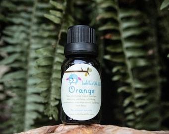 Orange 100% Therapeutic Grade essential oil Small Batch
