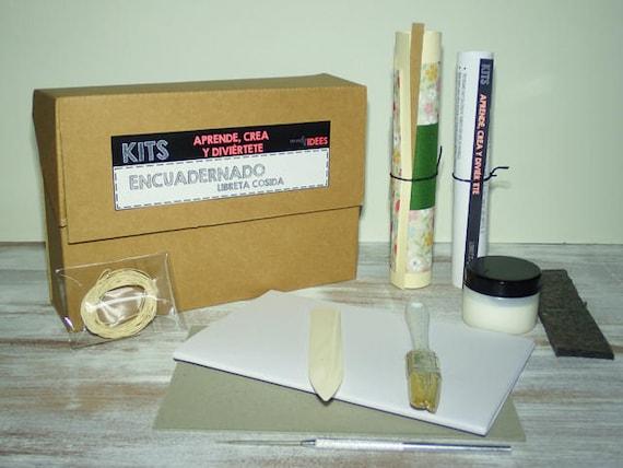 Kit make a book starter kit for beginners do it yourself solutioingenieria Gallery